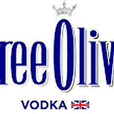$4.50 3 Olives Vodka
