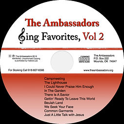The Ambassadors Favorites 2