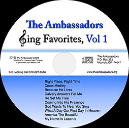 The Ambassadors Favorites 1