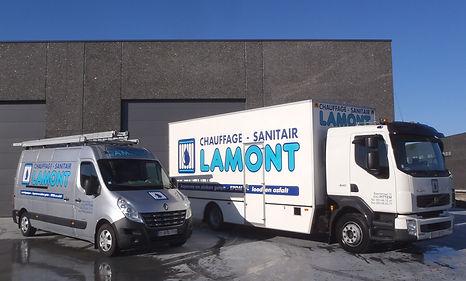 Lamont Pittem Verwarming en Sanitair