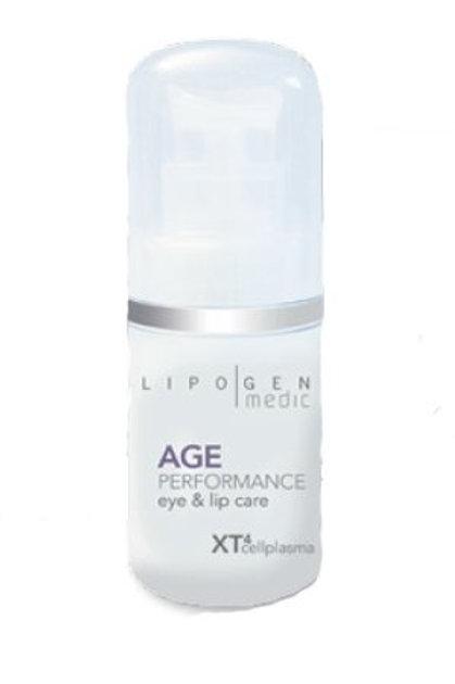 AGE PERFORMANCE eye & lip care
