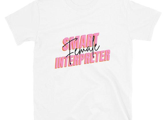 Strong Female Interpreter T-Shirt