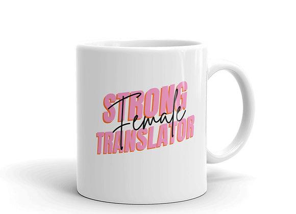 Strong Female Translator Mug