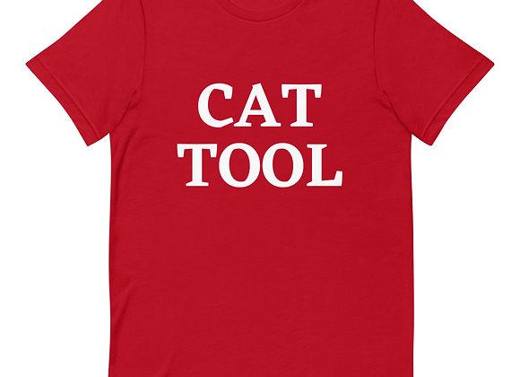 CAT tools T-shirt - Red