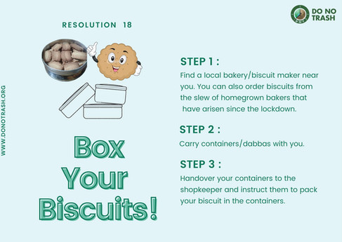 Box Your Biscuits!