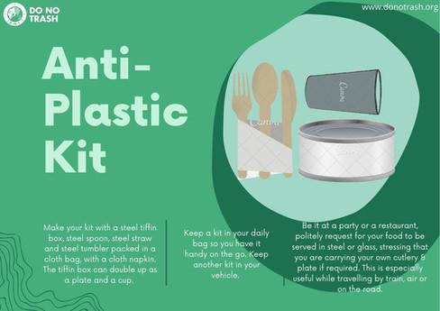 Anti-Plastic Kit