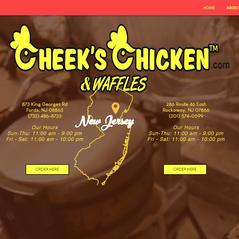 Cheeks Chicken