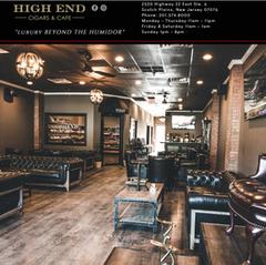 High End Cigars & Cafe