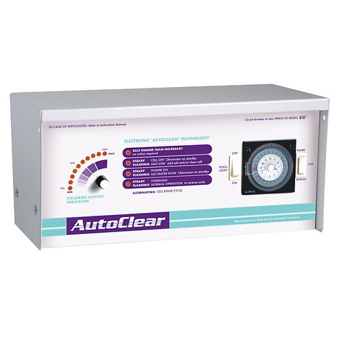Autoclear Salt Water Chlorinator