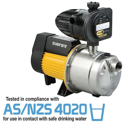 Davey HS60-08T Pressure Pump with Torrium Controller