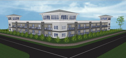 Rendering Banyan Cove Condominium