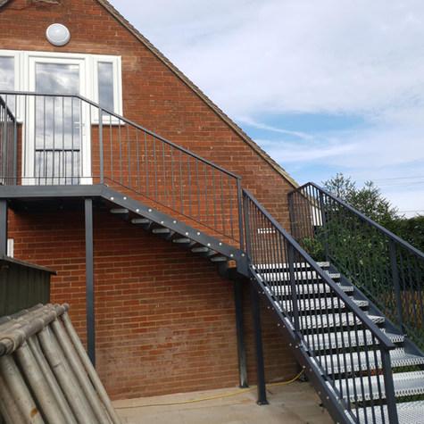 External Stairs Showcase
