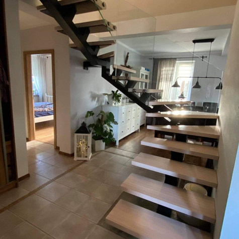 Internal Stairs Showcase