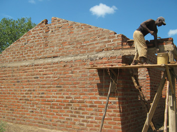 A school is being build