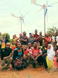 Group photo of building win turbines.jpg