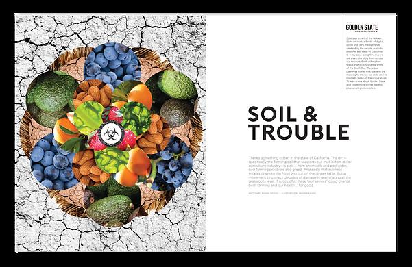 Soil & Trouble