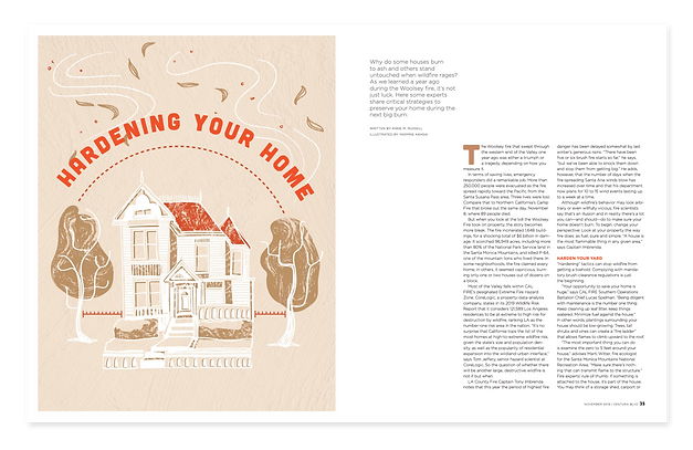 Hardening Your Home