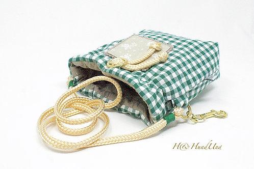 H&AllZweckTasche GoldigesGrün