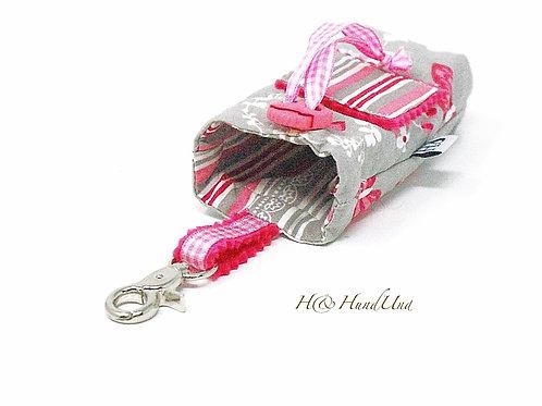 H& Beutel PinkButterfly