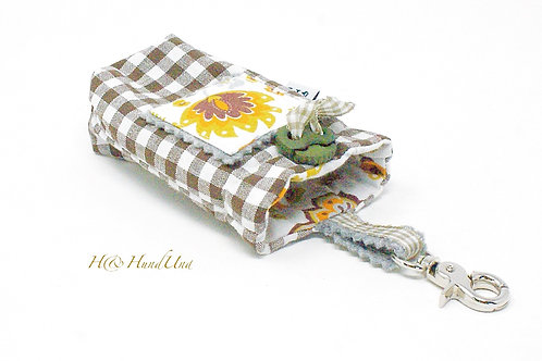 H& Beutel Strohblume