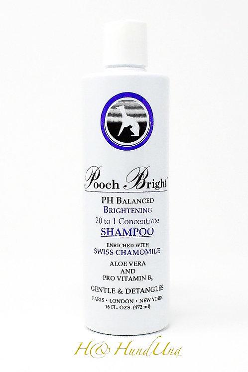 Les Poochs Brightening Shampoo 472ml