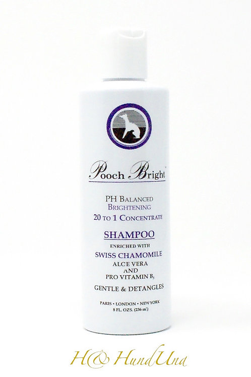 Les Poochs Brightening Shampoo 236ml