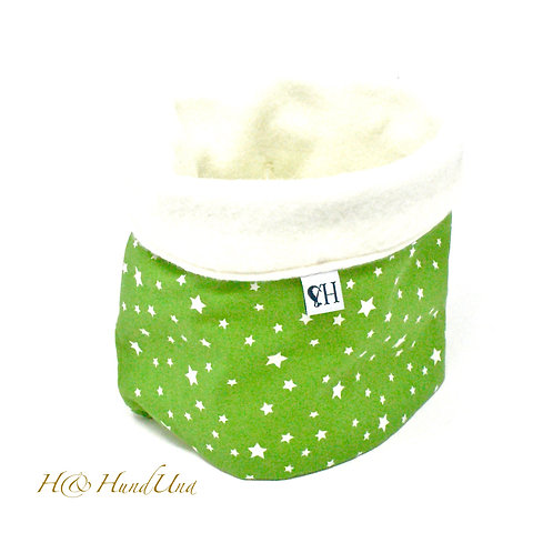 H& Loop Sterne grün
