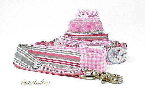 H& Schleppleine PinkPrincess