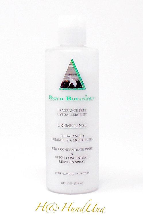 Les Poochs Creme Rinse/Leave In Spray 236ml