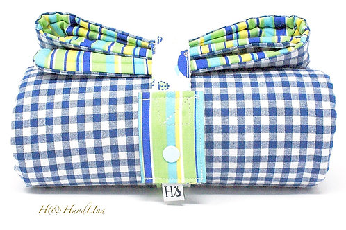 H& TakeAway Decke Stripes&Squares