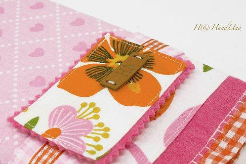 Passhülle FlamingoBlossom