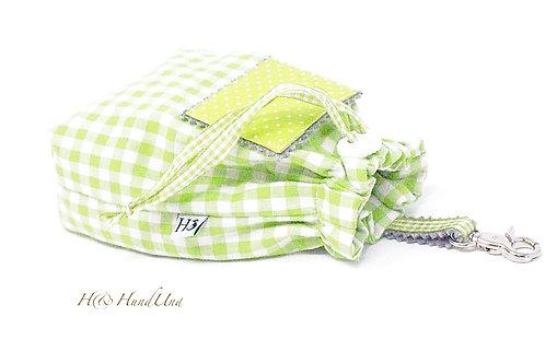H& Beutel Apfelgrün