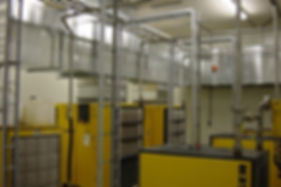 Machinekamer compressoren