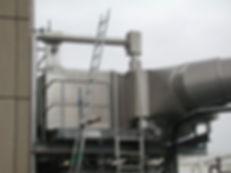 Gaswasser thermisch geïsoleerd suikerindustrie LMI