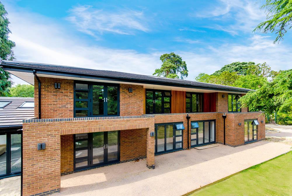 Luxury Living, Designer windows
