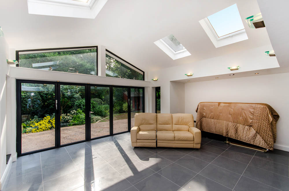 Bi-Fold Doors and Apex Window Units