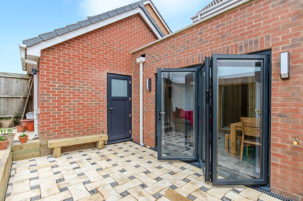 Bi Fold Doors Grantham