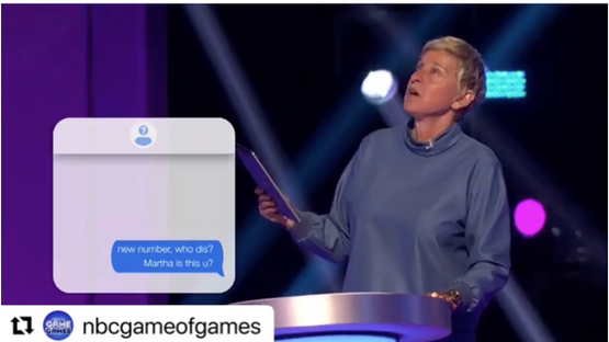 S4 E8 Ellen's Game of Games