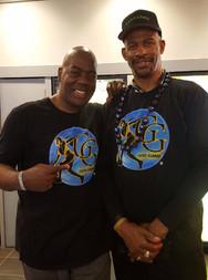 Coach Willie Maye & Mr. 300!