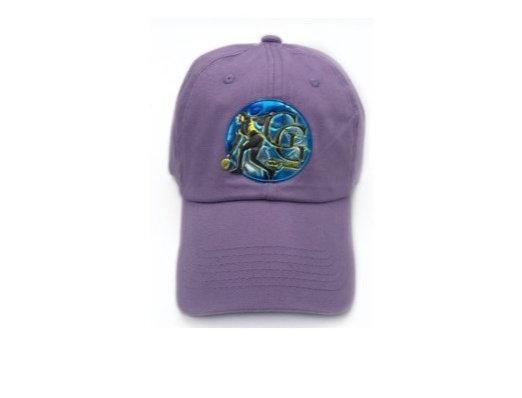 Got Game Baseball Hat (Lavender)