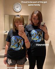 Tracy See & Jana Tan