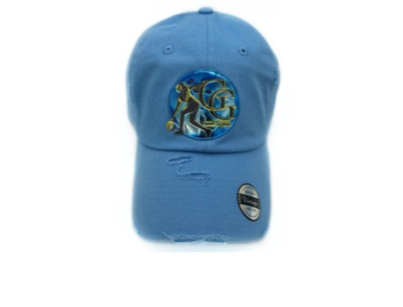 Got Game Baseball Hat (Sky Blue)