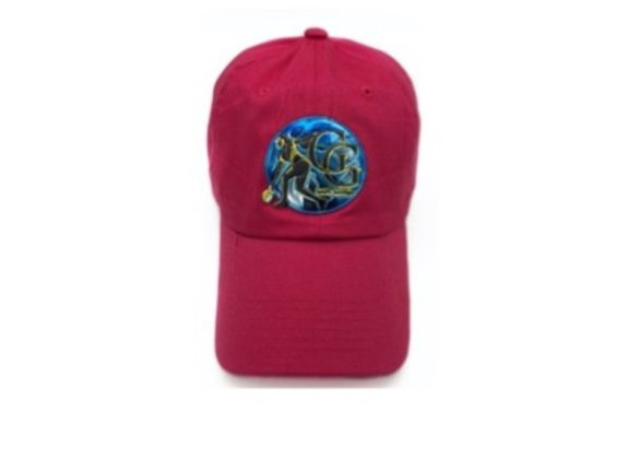 Got Game Baseball Hat (Hot Pink)