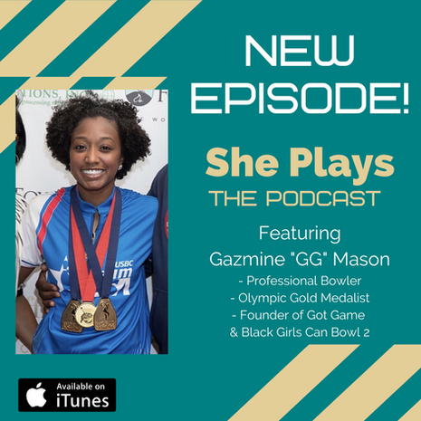 She Plays: The Podcast