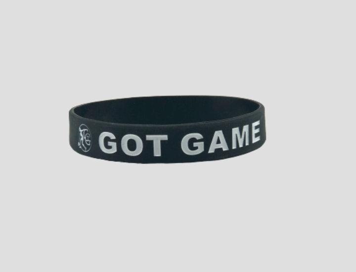 Got Game Wristband (Black)