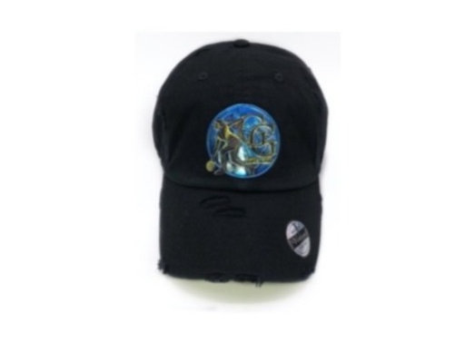 Got Game Baseball Hat (Black)