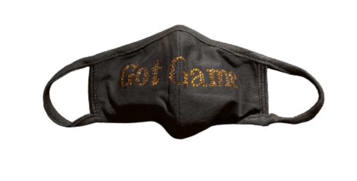 Got Game Mask (Gold)