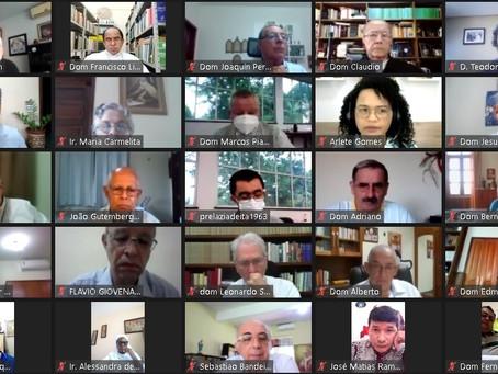 Bispos se reúnem para discutir situação da Amazônia e divulgam carta aberta ao povo brasileiro