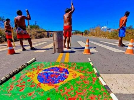 PL-490: Povos Indígenas realizam dia de mobilização pela defesa de seus direitos