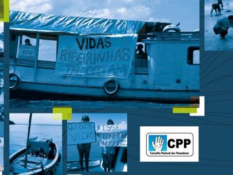 Relatório traz dados dos principais conflitos socioambientais que ameaçam as comunidades pesqueiras